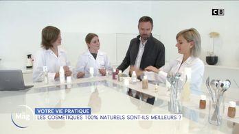 Les cosmétiques 100% naturels sont-ils meilleurs ?