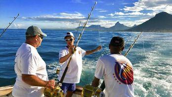 Pêches sportives à l'île Maurice