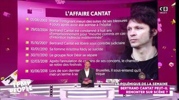 Bertrand Cantat peut-il remonter sur scène ?