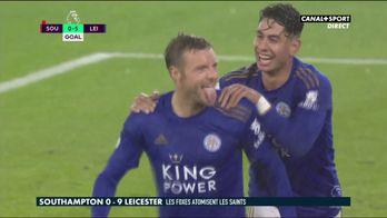 Southampton / Leicester : le résumé