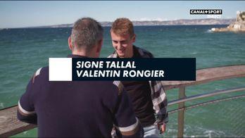 Signé Tallal avec Valentin Rongier