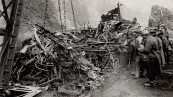 1917, le train de l'enfer