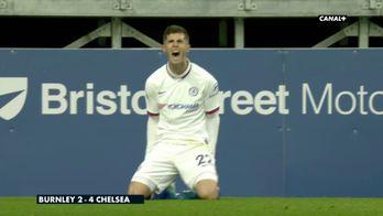 Le résumé de Burnley / Chelsea