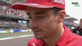 """Leclerc : """"Cette pole n'est pas méritée"""""""