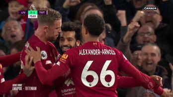 Le résumé de Liverpool / Tottenham