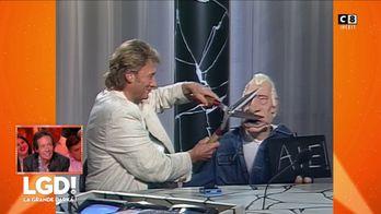 Les meilleurs moments de Johnny Hallyday à la télévision
