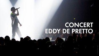 Eddy de Pretto en concert