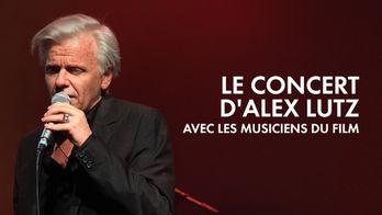 Le concert d'Alex Lutz avec les musiciens du film