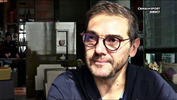 Jérôme Garcès se confie sur sa fin de carrière