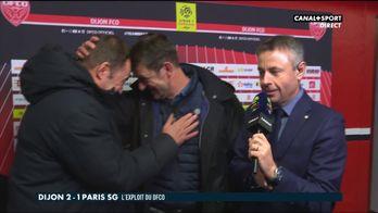 La réaction d'Olivier Delcourt et Stéphane Jobard