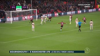 Le résumé de Bournemouth / Manchester United