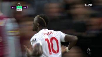 Le résumé d'Aston Villa / Liverpool