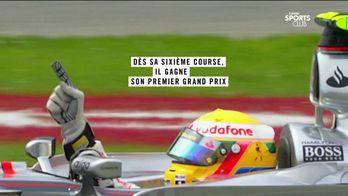 Lewis Hamilton, un destin tout tracé