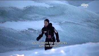 Polar circle : le marathon des givrés