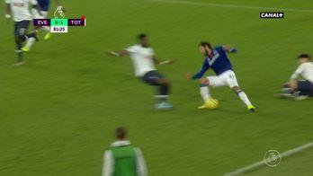 La très grave blessure d'André Gomes lors d'Everton - Tottenham
