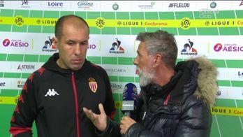 Leonardo Jardim énervé envers l'arbitrage