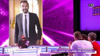 Cyril Lignac pousse un coup de gueule contre les paparazzis