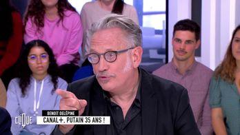 Benoit Delépine : CANAL+, putain 35 ans !