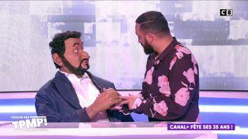 Quand la marionnette de Cyril Hanouna remplace le vrai Baba