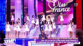 Est-ce la fin du concours Miss France ? La réponse de Sylvie Tellier et de Camille Cerf