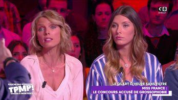 Sylvie Tellier répond aux accusations de grossophobie sur le concours Miss France