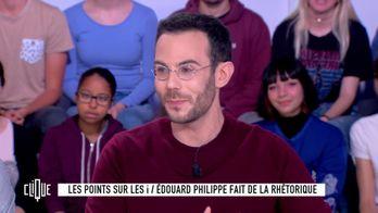 Édouard Philippe fait de la rhétorique