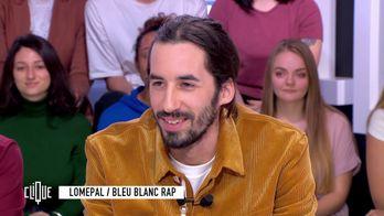 Lomepal : Bleu Blanc Rap