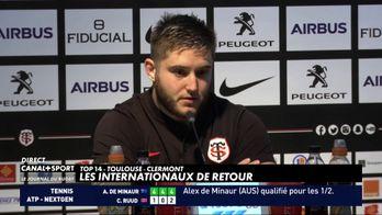 Cyril Baille de retour en club au Stade Toulousain !