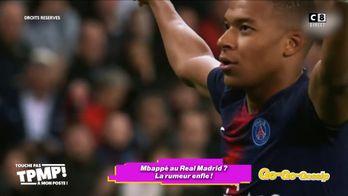 Kylian Mbappé bientôt au Real Madrid ?
