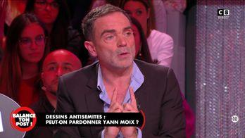 Dessins antisémites : Yann Moix explique pourquoi il a fait ces dessins