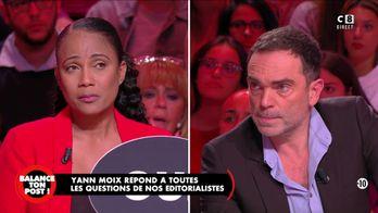 Christine Kelly en larmes face à Yann Moix