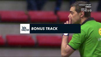Le Bonus Track des arbitres