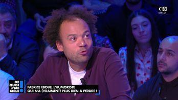 Fabrice Éboué : Un prochain film en projet sur les végans