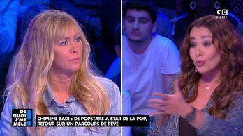 Chimène Badi revient sur sa volonté de ne pas avoir d'enfants