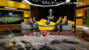 RMC Europa : l'après-match