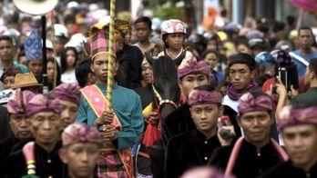 Les enfants jockeys de Sumbawa