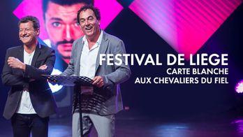Festival du rire de Liège: Carte blanche aux Chevaliers du fiel