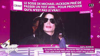 Le sosie de Michael Jackson doit passer un test ADN pour prouver qu'il n'est pas le vrai