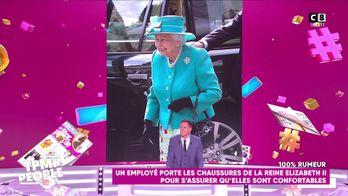 Les petites manies étonnantes de la reine Elizabeth II