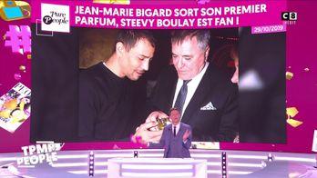 Le récapitulatif people de la semaine du 4 novembre : Le nouveau parfum en vente de Jean-Marie Bigard