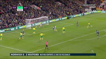 Le résumé de Norwich / Watford