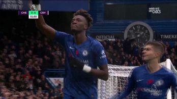 Le résumé de Chelsea / Crystal Palace