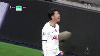 Le résumé de Tottenham / Sheffield United