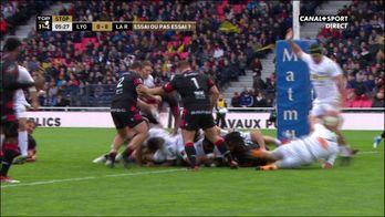 L'essai de Priso pour lancer La Rochelle