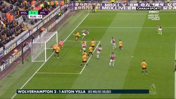 Le résumé de Wolverhampton - Aston Villa