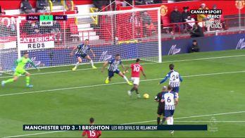 Le résumé de Manchester United - Brighton