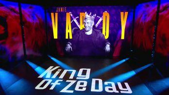 Jamie Vardy de nouveau King Of Ze Day !