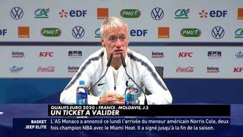 Les infos Equipe De France depuis Clairefontaine