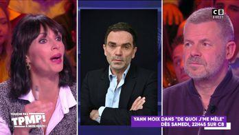 """Yann Moix dans la nouvelle émission d'Eric Naulleau """"De quoi j'me mêle"""" : Bonne idée ?"""