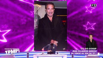 Jean Dujardin annule sa venue au JT de TF1 à cause des accusations pointant du doigt Roman Polanski